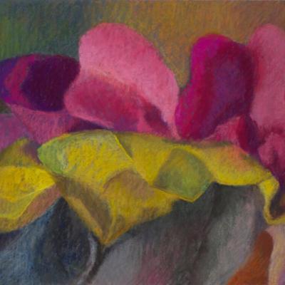Continuity, Soft Pastel, 16 x 12
